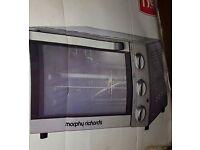 Morphy richards Rotisserie oven