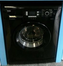 g291 black beko 7kg 1400spin A** rated washing machine come with warranty can be delivered
