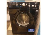 451 black indesit 7kg 1400spin washing machine new with manufacturer warranty can be delivered