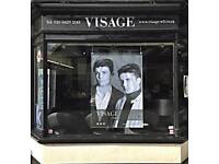 VISAGE - Full Time Senior Stylist