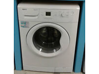 c710 white beko 8kg 1200spin A+A rated washing machine comes with warranty can be delivered