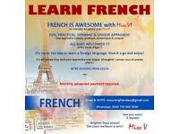 1:1 FRENCH lessons on SKYPE & SEN support
