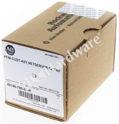 New Sealed Allen Bradley 80190-780-01-r A Pkg 2019 Hmi Interface Board