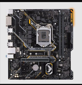 i5 8400 + Asus TUF h310m + Be Quiet Cooler