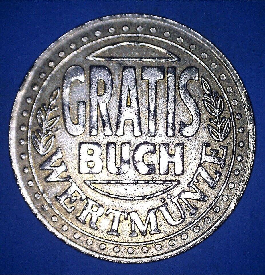 DEUTSCHLAND / GERMANY - WERTMUNZE - GRATIS BUCH - 60329383 - $10.00