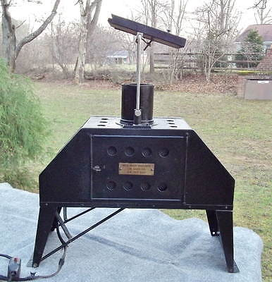 Vintage Wen- Wood Outliner Industrial Style Overhead Projector
