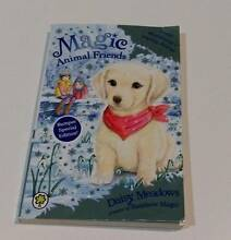 MAGIC ANIMAL FRIENDS Poppy Muddlepups Daring Rescue Daisy Meadows Woodvale Joondalup Area Preview