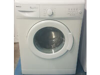 m450 white beko 6kg 1200spin A*A 1200spin washing machine comes with warranty can be delivered