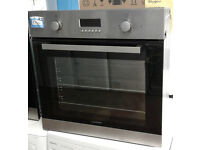 a317 stainless steel lamona single integrated electric oven comes with warranty can be delivered
