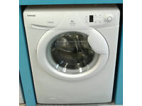 u294 white hoover 8kg 1400spin A+AA rated washing machine comes with warranty can be delivered