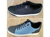 2 pairs of Lanvins