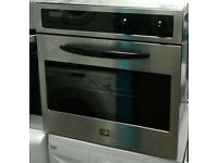 U191 stainless steel cookers appliances single electric integrated electic oven comes with warranty