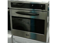 Z191 stainless steel cookers appliances single electric integrated oven comes with warranty
