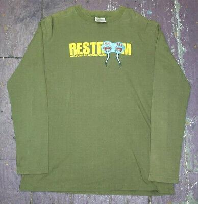 VTG Wild and Lethal Trash W&LT Long Sleeve Shirt Sz M Walter van Beirendonck