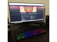MSI desktop computer