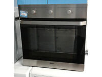 o211 stainless steel beko single integrated electric oven comes with warranty can be delivered