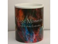 White Ceramic Mugs Personalised