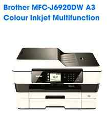 Brother MFC-J6920DW A3 Colour Inkjet Multifunction Liverpool Liverpool Area Preview