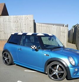 *+*+*+*+*+ Mini Cooper S super charged *+*+*+*+*+