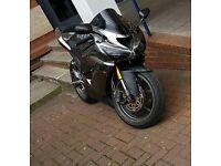 Kawasaki Ninja Zx6r 636cc