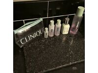 clinique clarifying lotion some have been used but one is full and other still alot left