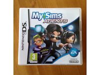 My Sims Agents DS