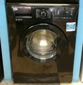 792 black beko 6kg washing machine comes with warranty can be delivered or collected