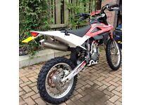 2014 husqvarna TE310 R enduro motorbike