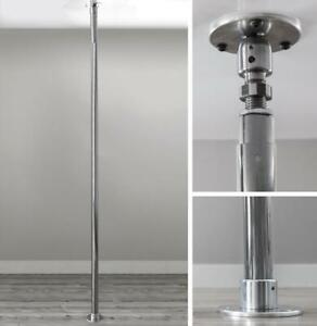 Pole Dance non-rotative - stainless - Fitbar Dance Pole
