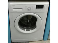 a569 white beko 7kg 1500spin A++ rated washing machine come with warranty can be delivered