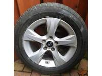 Hyundai i40 Tyre + Alloy For Sale