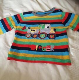 Boys T-Shirt Bundle 12-18 months