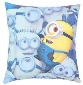 Brand new minions throw pillow Morwell Latrobe Valley Preview