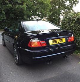 BMW M3 E46 SMG