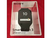 Brand New packed Sony Smart Watch 3