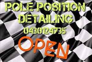 Pole position detailing Paralowie Salisbury Area Preview