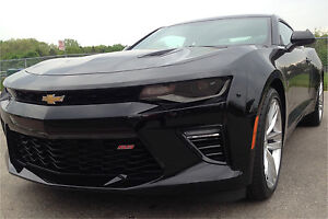 2016 Camaro SS-Manual-Red Leather Interior-Fully Loaded For Sale