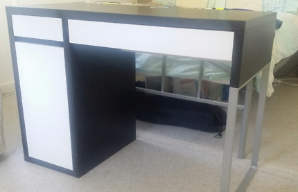 Desk suitable for student or computer