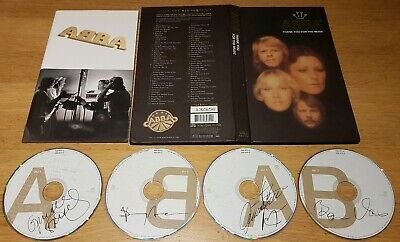 Abba - Thank You For the Music (Limited Edition 4 CD Box Set 1994)