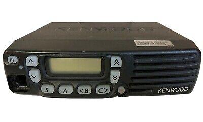 Kenwood Tk-8160 H Mobile Vehicle Radio Uhf 450-490 Mhz 40 Watts 128 Ch