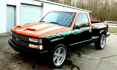 "Kia Dealership Jackson Ms >> Chevy Truck C-10 Silverado House Of Colors 20"" Boyd Wheels ..."