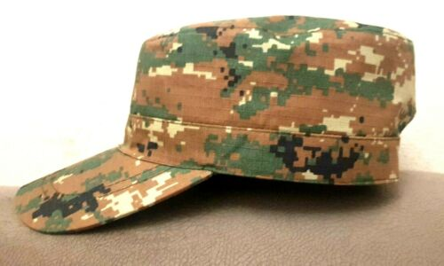Armenian Military Camouflage Hat