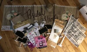 Bridal Shower & Bachelorette Party $30 for the lot