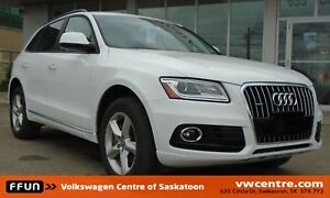 2016 Audi Q5 2.0T Komfort Bluetooth, SiriusXM, Power Liftgate...