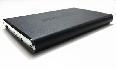 "Festplattengehäuse 2.5"" SATA extern Alu USB 3.0 für SSD/HDD"
