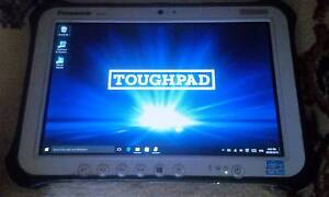 Panasonic ToughPad FZ-G1 Mk1 Tablet Win10 Pro(64) (PICK UP ONLY) Bayswater North Maroondah Area Preview