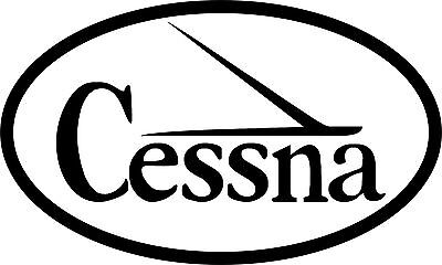 CESSNA Wing  Banner- Vintage Logo  FREE SHIPPING