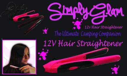 12v Hair Straightener