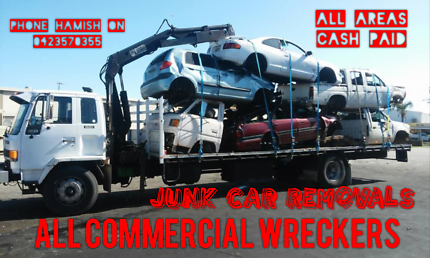 Wanted: Cash For Cars & Scrap Vehicle Removal