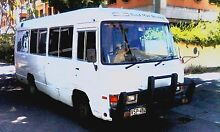 Toyota Coaster Reg as caravan vehicle. West Lakes Charles Sturt Area Preview